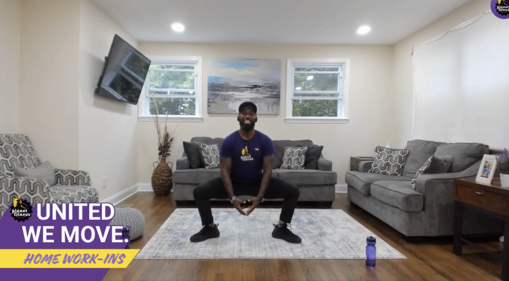 planet fitness free online classes